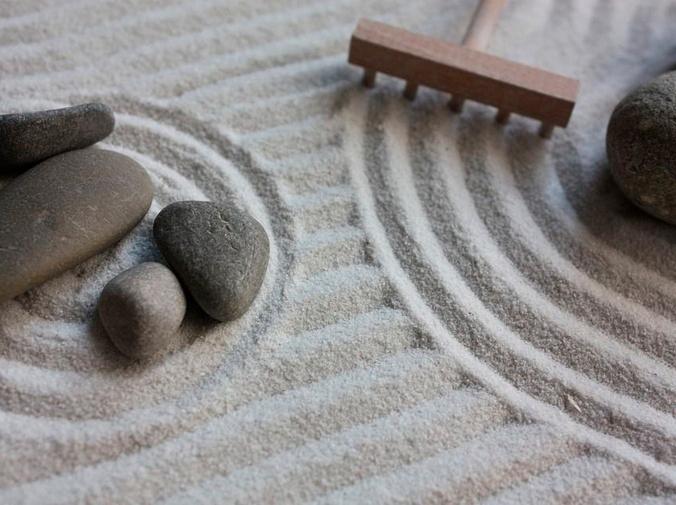 Un jardín zen para relajar cuerpo y mente